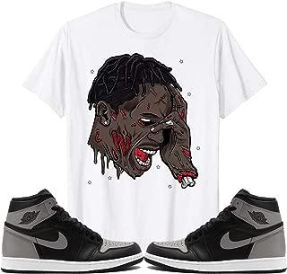 Travis Scott Shirt, Made to Match Jordan 1 s, Travis Zombie Sail Shirt Short-Sleeve Unisex T-Shirt