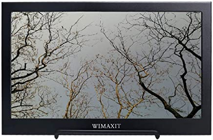 $116 Get WIMAXIT 11.6 Inch Portable Monitor, Full HD 1080P 16:9 Display, HDMI Ultra-Slim Dual Speakers Screen USB Powered for PS3/PS4/X Box/Raspberry PI/Switch/PC