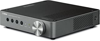 Yamaha 2.1 Wireless Streaming Amplifier (WXA50),Black
