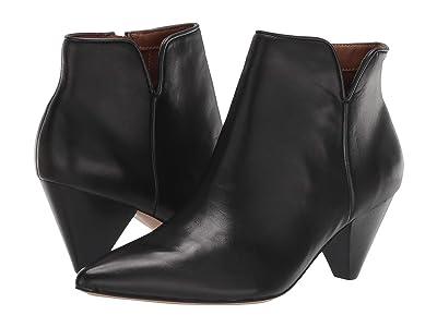 Franco Sarto Dare 2 (Black Leather) Women