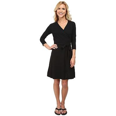 FIG Clothing Amo Dress (Black) Women