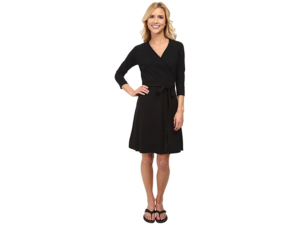 FIG Clothing Amo Dress (Black) Women