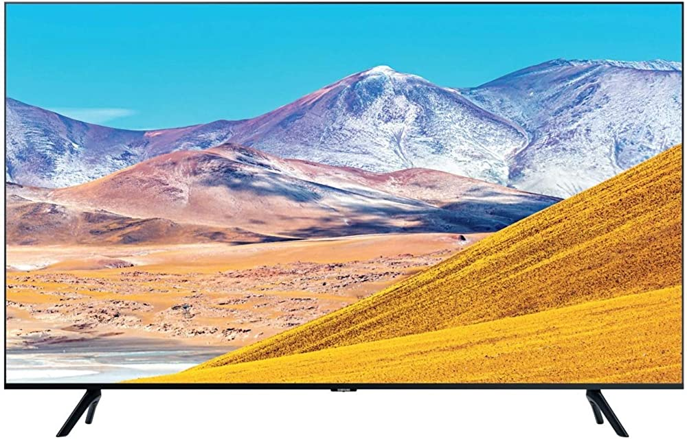 Samsung smart tv 43 pollici 4k ultra hd 3840 x 2160 pixel, led,wi-fi GU43TU8079UXZG