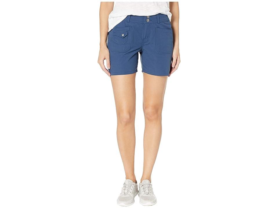 Marmot Delaney Shorts (Vintage Navy) Women