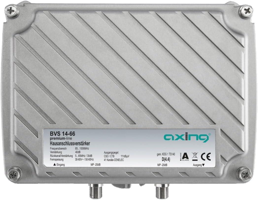 Axing Bvs 14 69 Hausanschlussverstärker Elektronik