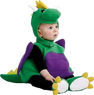 My Other Me Me-203297 Disfraz de bebé dinosaurio, 0-6 meses (Viving Costumes 203297