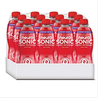 Neuro SONIC Super Fruit Infusion, 14.5 Fl Oz (Pack of 12)
