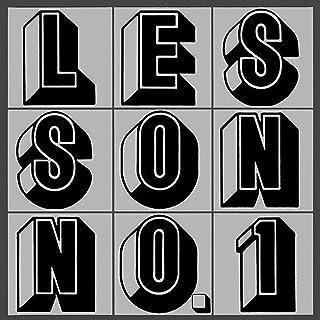 Lesson No. 1 [12 inch Analog]