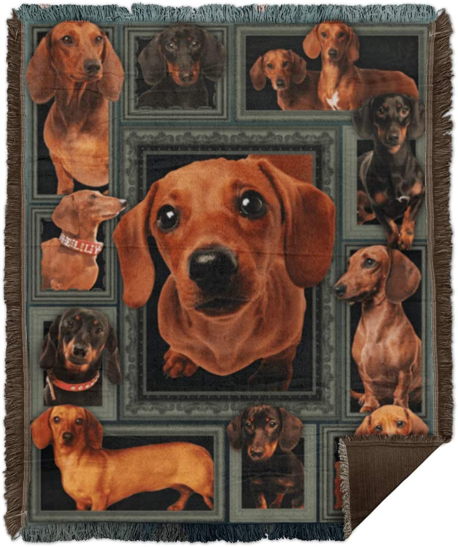 Premium Blankets Dachshund Dog Gift Family Latest Oklahoma City Mall item Awesome Lover
