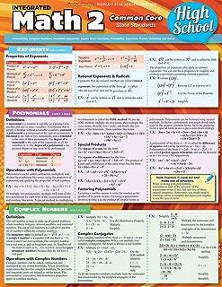 Math 2 Common Core 10th Grade: Integrated