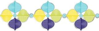 Jonathan Adler WallPops WPS0185 Hollywood Stripe Decal, Multicolor