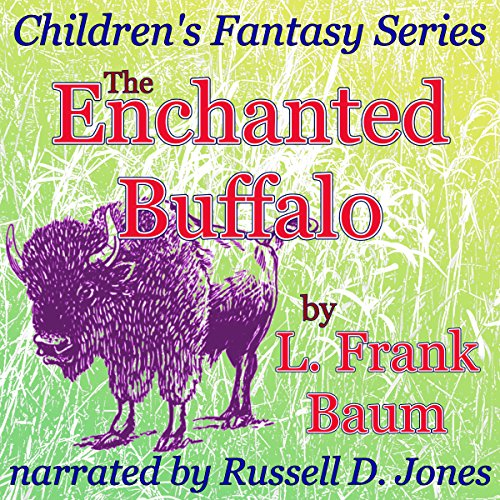 The Enchanted Buffalo Titelbild