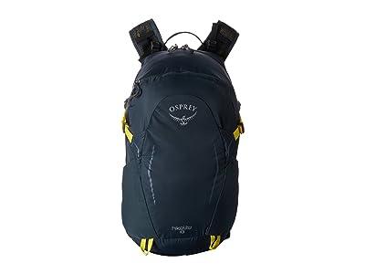 Osprey Hikelite 18 (Shiitake Grey) Backpack Bags