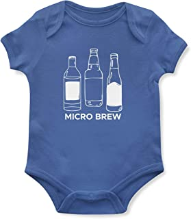 Emerson and Friends Micro Brew Baby Onesie