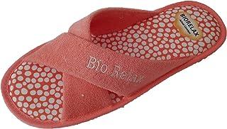 fbe520f7012 Amazon.es: Rojo - Zapatillas de estar por casa / Zapatos para mujer ...