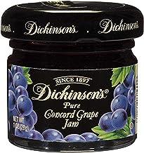 Dickinson's Pure Concord Grape Jam, 72 Count