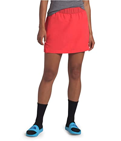 The North Face Class V Skort (Cayenne Red) Women