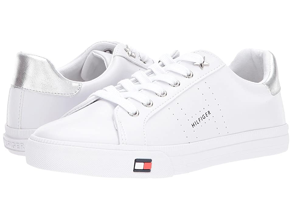 Tommy Hilfiger Lustery (White/Silver) Women