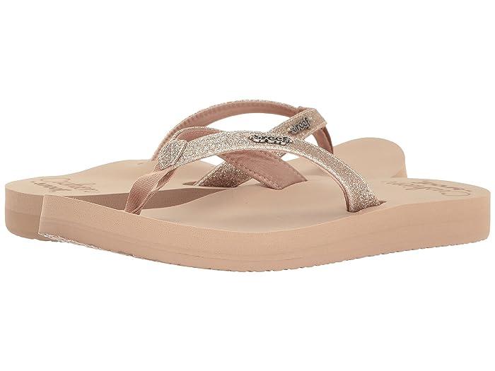 Reef  Star Cushion (Almond) Womens  Shoes