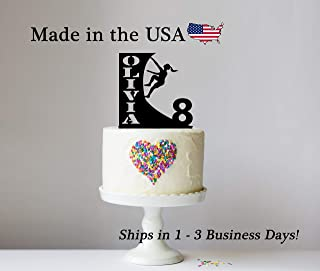 Best warped wall cake topper Reviews