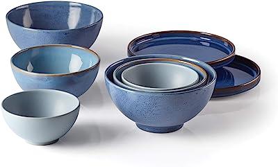 Lenox Luna Nesting Dinnerware Set, 11.40 LB, Multi
