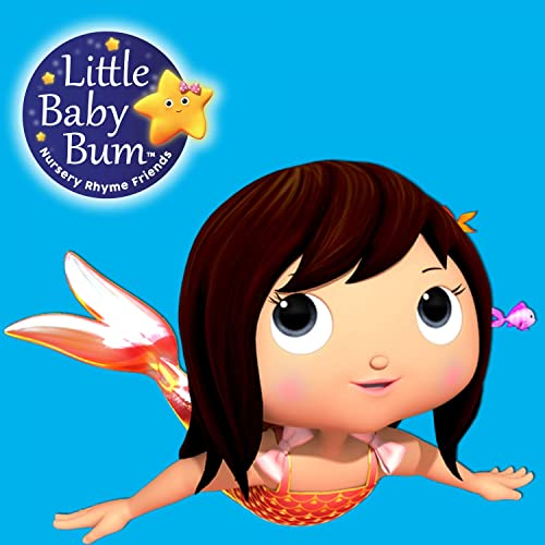 A Pequena Sereia By Little Baby Bum Amigos De Rima De Bercario On