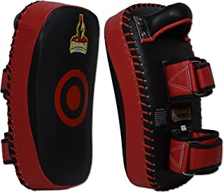 Ring to Cage MUGHALS Pro Curved Thai Pad