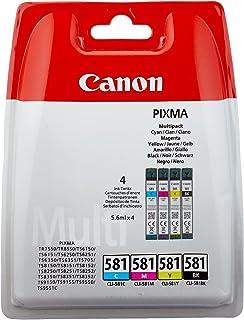 Canon CLI-581 C/M/Y/BK Multi Pack, 2103C004 (Pack)