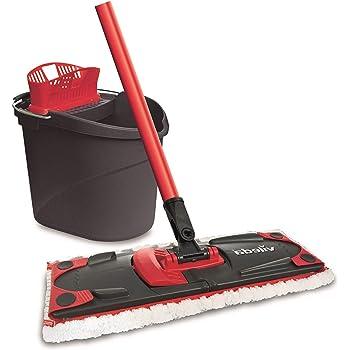 Vileda Quick & Clean - Escoba eléctrica inalámbrica y cepillo ...