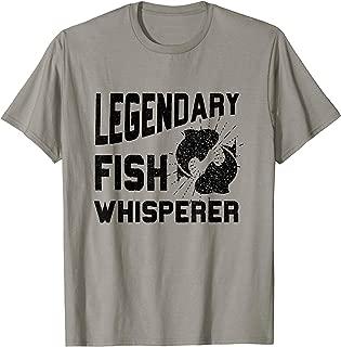 Funny Fishing Gift - Legendary Fish Whisperer