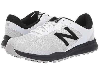 New Balance Golf Breeze (White/Black) Men