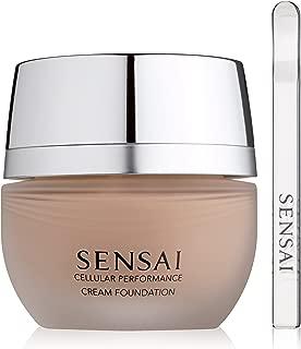 Sensai Cellular Performance Cream Foundation Number CF13, Warm Beige 30 ml