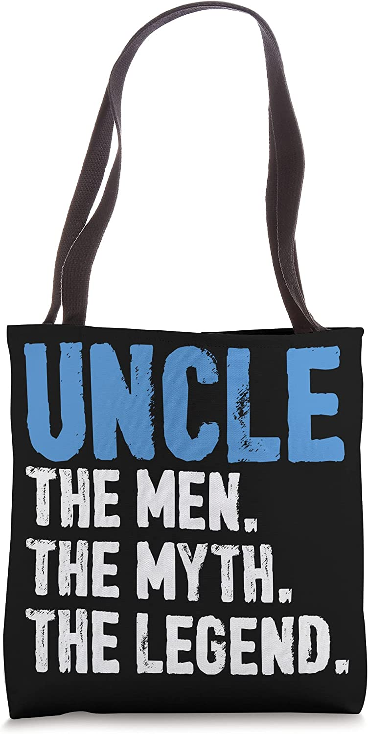 Uncle Legend Godfather Dad Max 47% OFF Brother Niece Relatives Tote Genuine Nephew B