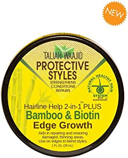 Best taliah waajid bamboo and biotin Reviews
