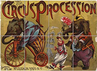 Best vintage circus posters images Reviews