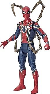 Best iron spider figure infinity war Reviews