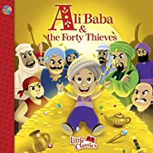 Ali Baba & the Forty Thieves Little Classics