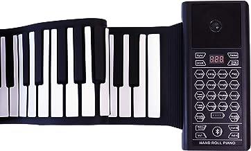 iLearnMusic Roll Up Piano Premium Grade Silicone |THICKENED