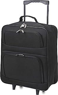 5 Cities Foldaway Lightweight Hand Luggage Suitcase