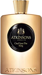 Atkinsons Oud Save The King For Men 100ml - Eau de Parfum