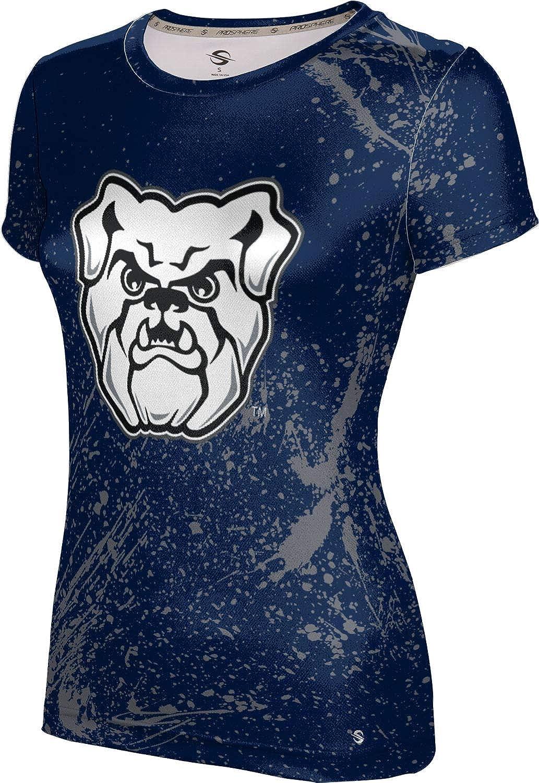ProSphere Butler University Girls' Performance T-Shirt (Splatter)