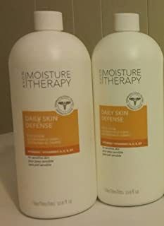 Avon Moisture Therapy Daily Skin Defense Lot of 2