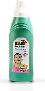Mobi Baby Shampoo Detergent, 1 Litre- Pack of 1