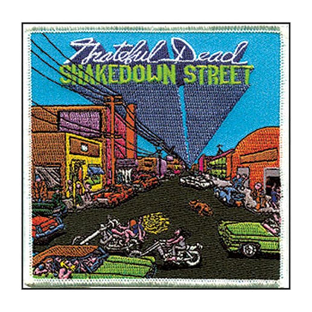 C&D Visionary Grateful Dead Shakedown Street Patch (P-1969)