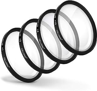 vhbw Filtre Protection UV Universel 37mm pour Appareil Photo Panasonic Lumix G Vario 12-32 mm 3.5-5.6 Asph OIS.