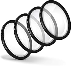 CELLONIC   Close-Up Macro filters compatible with Leica Summicron-T 23mm 1 2 Vario-Elmar-T 18-56mm 1 3 5-5 6 52mm  Macro Filter Set
