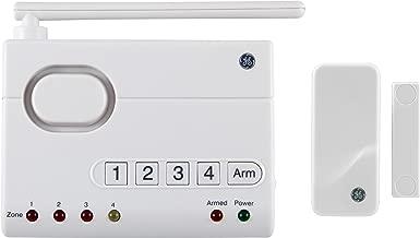 GE Choice Alert Wireless Alarm System Control Center Starter Kit, 45142