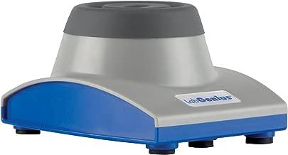 LabGenius HS120598DS Mini Vortex Mixer Advanced, Grey/Blue