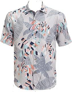 Tommy Bahama Deco Palms Silk Blend Camp Shirt