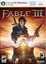 Fable 3 - Games for Windows LIVE version (service discontinued by manufacturer)